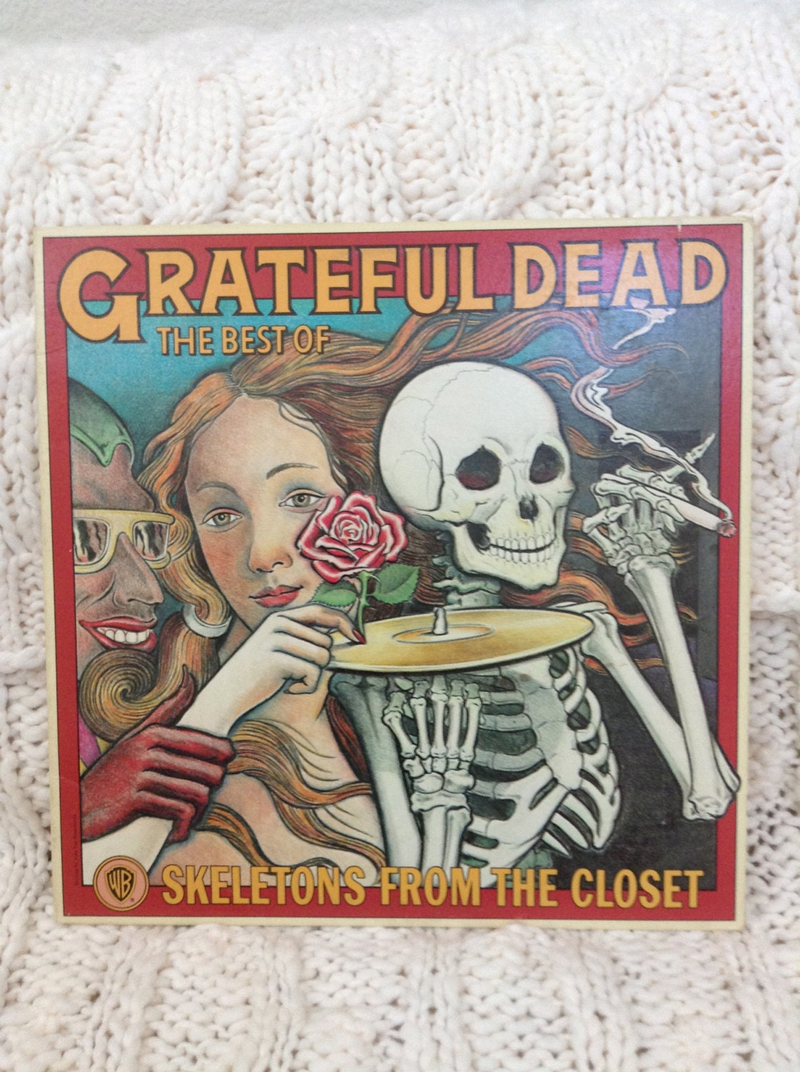 Grateful Dead The Best Of The Grateful Dead By Circacentury