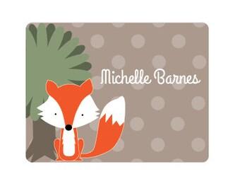 Fox Cards/Tarjetas Zorro