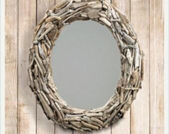 """Driftwwood """"Soltice"""" Mirror"""