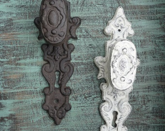 Door knob coat rack Etsy