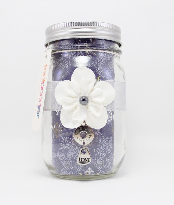 jar of quotes unique cheerful gift inspirational gift for