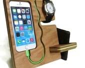 Watch Dock Valet - iphone 6, 6s