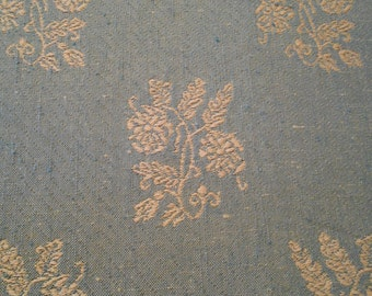 Vintage F. Schumacher Greeff  'EMMA'S COVERLET'  Fabric Remnant