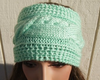 Hand Knitting Headband Pick up your color