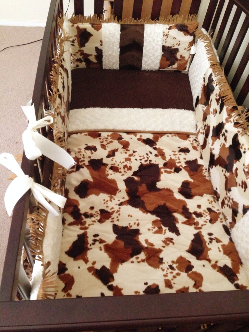 Western Rock Star Country Baby Bedding By Itburnsbaby On Etsy