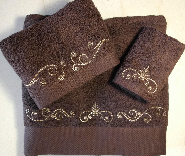 Christmas Hand Towels