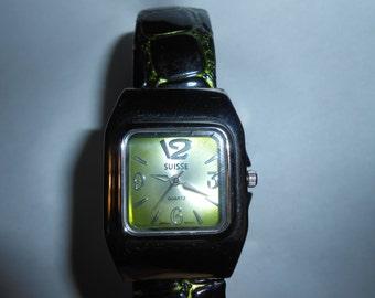 suisse ladies bracelet watch