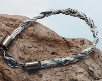 Group Gift Custom Handmade Horse Hair Bracelet for Students, Friends, Relatives 8 or more Bracelets