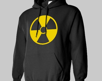 RADIOACTIVE PUNK Hoodie all sizes many colors