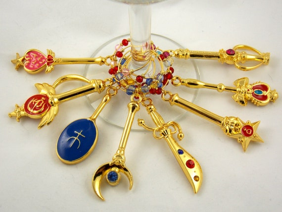 Sailor Scout Ring
