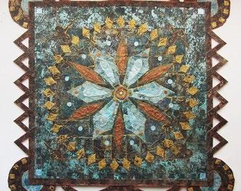Diamond Mandala