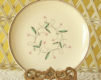 Bread and Butter Plates, Dessert Plates, Retro Plates, Antique Dishes, Teaparty Dishes, Jetsons