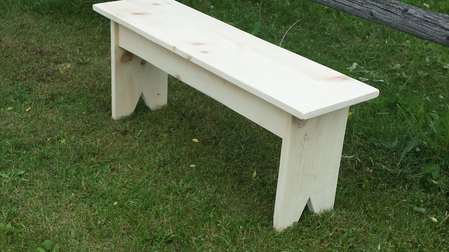 Pine Bench Unfinished Wood Bench Diy Bench