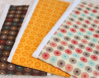 Vintage style, Baby Burp Cloths