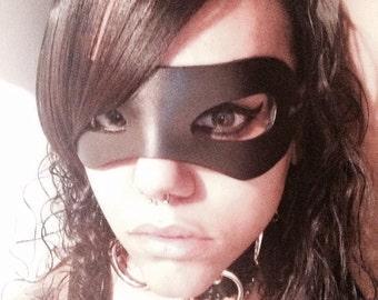 Molded Leather Eye Mask