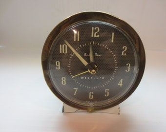 1960 Westclox Baby Ben Alarm Clock This is a Style 7