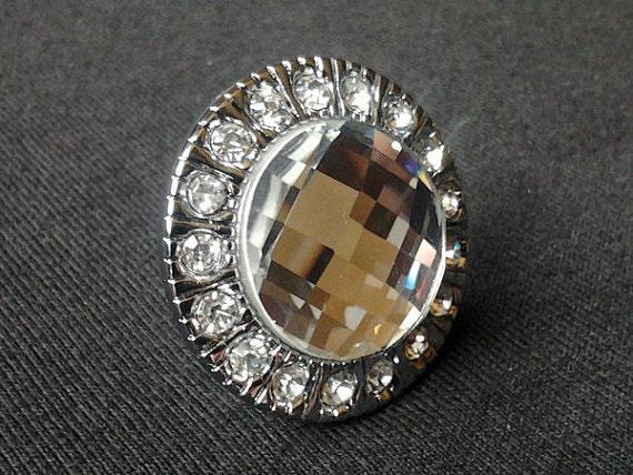 Glass Dresser Knobs Crystal Drawer Knobs Pulls Handles