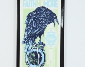 Iphone 6 iphone 5 5S 5C iphone 4  ipod   Faith No More   Samsung Ipod mobile cell Phone case cover cell phone snap case black blue