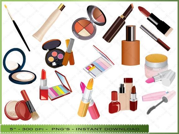 Hair And Makeup Clipart Makeup Clipart Cosmetics