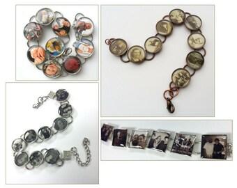 Customized Resin Bracelet