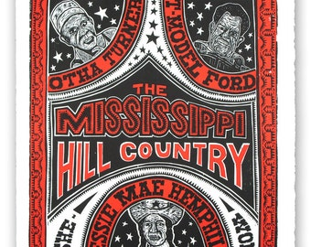 The Mississippi Hill Country