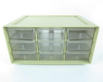 Storage drawer, Crafting dresser , storage cabinet , organizer