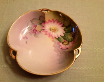 Lovely, Antique, Hand Painted Nippon Dish