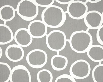 Grey Fabric yradage Upholstery by the YARD Premier Prints Freehand storm twill cotton home decor, SHIPSFAST