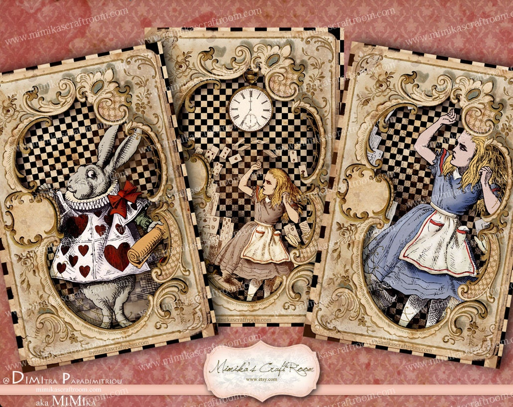 Scrapbook paper cards