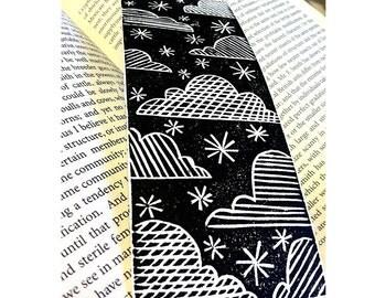 Fall Night Sky Bookmark