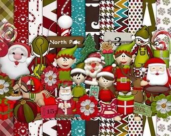 Santa's Workshop Part Two