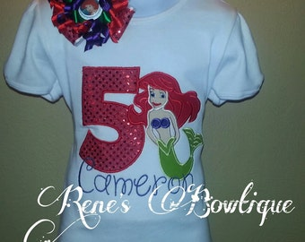 The Little Mermaid TShirt