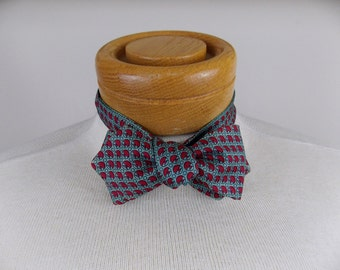 1950's Rago & Pato Adjustable Silk Bow Tie