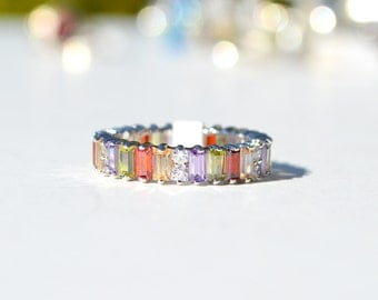 Colorful Summer Ring