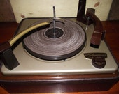 Record Player Relic circa 1950s