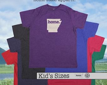 Arkansas home tshirt KIDS sizes The Original home tshirt