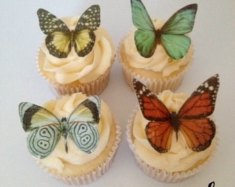 Woodland Edible Butterflies