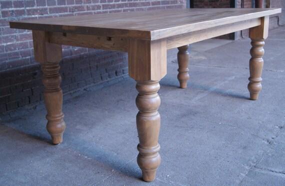 farm table farmhouse table farm house table by. Black Bedroom Furniture Sets. Home Design Ideas