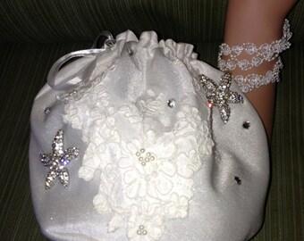 Something OLD - Something NEW,  The Ultimate Custom Designed Bridal Purse