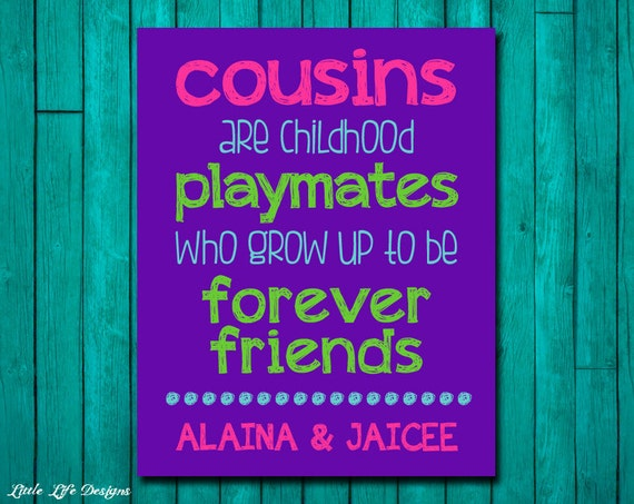 Cousin Quotes, Funny Cousin Quotes - Quotesing  |Cousins Best Friends Crazy