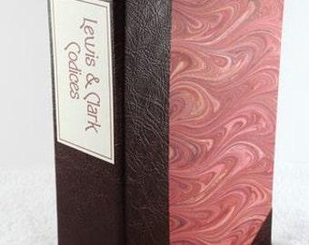 Custom clam-shell box to protect valuable books, documents, photographs. Display or portfolio box.