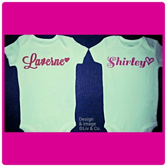 Items similar to twin girls clothes funny twin shirts twin baby gift funny shirts for twins