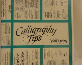 Calligraphy Tips ~ FREE Domestic Shipping
