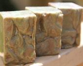 Plain Ole Patchouli All Natural Handmade Soap