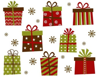 Presents clip art bright gift boxes clip art giftbox clip art christmas gift boxes clip art xmas giftboxes clipart instant download digital clip art pack christmas decoration ydc076 negle Gallery