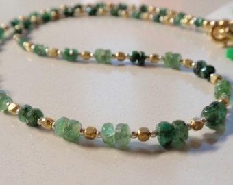 Emerald  Necklace (JK 695)
