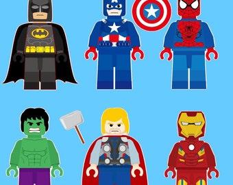 Popular Items For Spiderman Hulk On Etsy