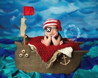 Pirate Ship Prop