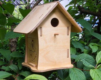 Bird house, Bird nesting box