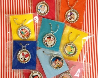 Jake And The Pirates Party Favor 10 Qty Necklaces Netherlands Pirate Party Favor Necklace